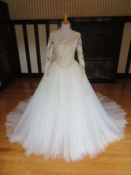 Pronovias Wedding Dress Dropal