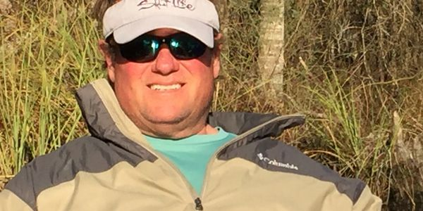 Albemarle Fishing Charters Captain, Jeff Onley.