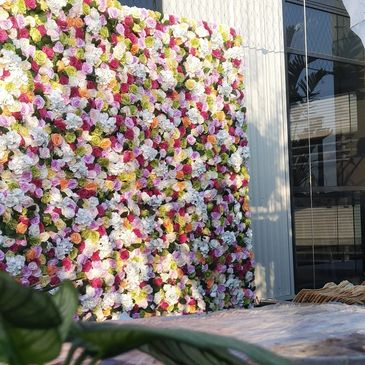 Big Flower Wall Brisbane