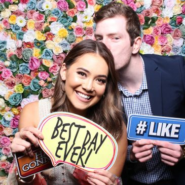 Wedding Photo Booth Brisbane