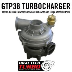 HTT Stock Turbo w/ Anti-Surge Wheel (GTP38) - 7.3 Power Stroke