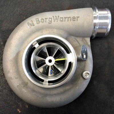 BorgWarner S300SX-E 64/68