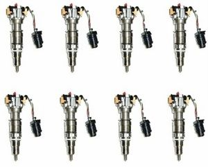 WDI 175cc Conventional Injectors - 6.0 Power Stoke