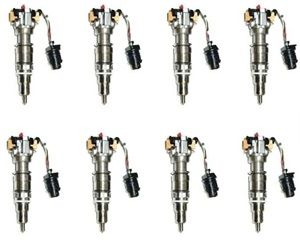 WDI 8mm Hybrid Injectors - 6.0 Power Stoke
