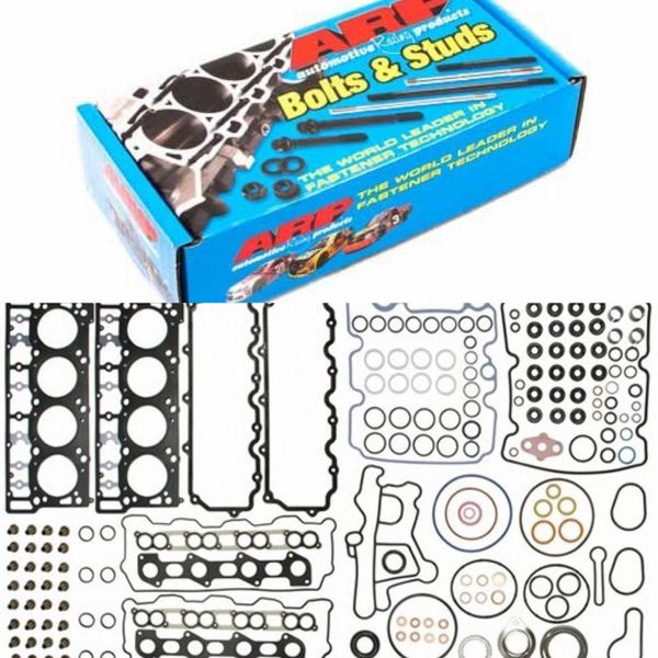 ARP Head Stud & Complete Gasket Kit - 6.0 Power Stroke
