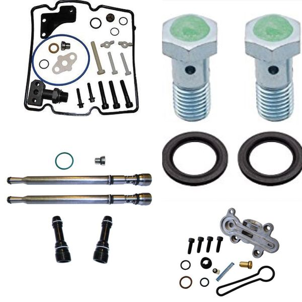 HDP 6.0 Ford OEM Upgraded Parts Kit