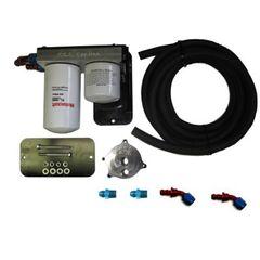 RCD 6.0 Oil Filter Relocation Kit
