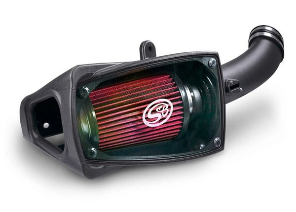 S&B Cold Air Intake Kit - 11-16 6.7 Power Stroke