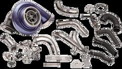 ATS Aurora 6000 Plus Compound Turbo Kit, 2015+ 6.7 Power Stroke