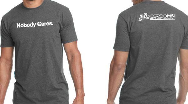 Nobody Cares (Cummins) T-Shirt