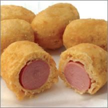 FC Whole Grain Corn Dog Nuggets