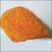#1 RTC Breaded Spicy Chicken Breast Filet