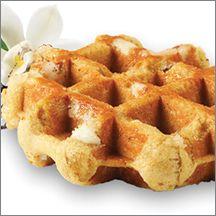 Vanilla Artisan Belgian Liege Waffle