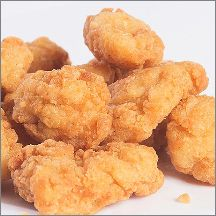 RTC Breaded Chicken Breast Popcorn