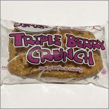 Triple Berry Crunch Bar