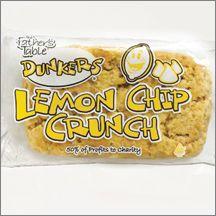 Lemon Chip Crunch Bar