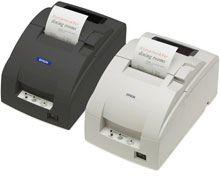 Epson - TM-U220 Receipt/Kitchen Printer
