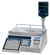 CAS - LP1000NP Label Printing Scale