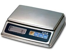 CAS - PW II Portion Control Scale