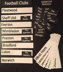 Know Your Football Club Nicknames
