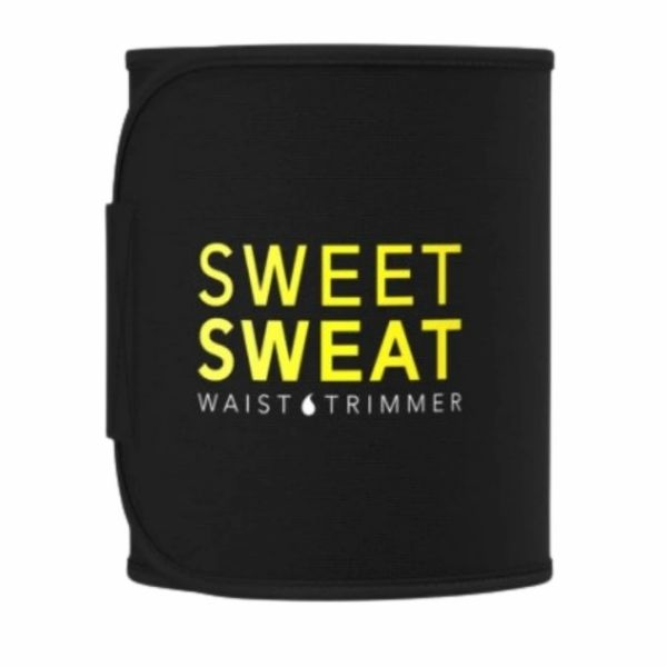 Sweet Sweat Premium Waist Trimmer Abs Men/Women (YELLOW)