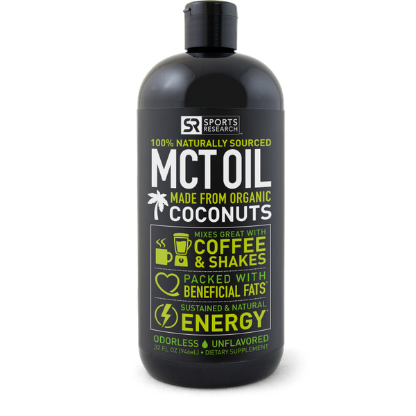 Premium MCT Oil - 946ml