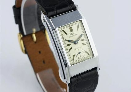 Wyler, Early Automatic watches