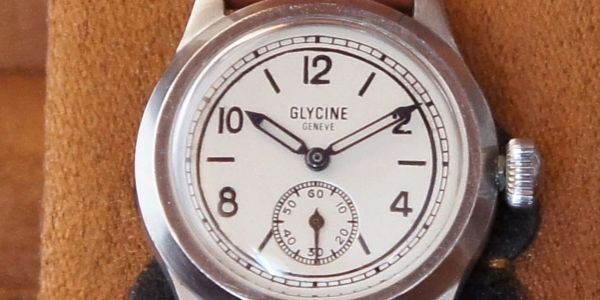 Vintage Glycine Early Automatic watches