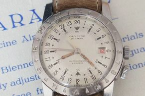 Vintage Glycine Airman Watch,Vintage Glycine Watches,Glycintennial