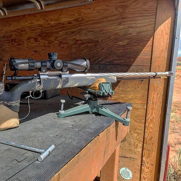 Stiller EX45 caliber Long Range Muzzleloader System