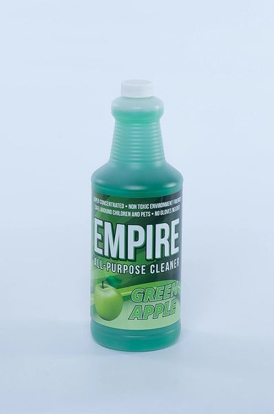 . Empire Green Apple all purpose cleaner