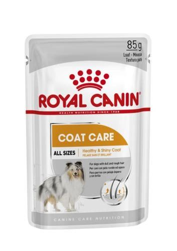 RC COAT CARE POUCHES 85gr