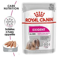 RC EXIGENT DOG POUCHES 85GR