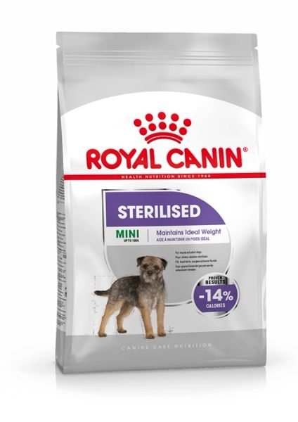 ROYAL CANIN STERILISED MINI - 1KG
