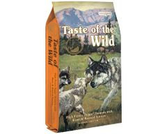 TASTE OF THE WILD HIGH PRAIRIE PUPPY with Roasted Bison & Roasted Venison