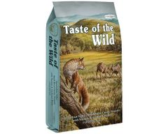 TASTE OF THE WILD APPALACHIAN VALLEY SMALL BREED CANINE RECIPE with Venison & Garbanzo Beans