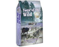 TASTE OF THE WILD SIERRA MOUNTAIN CANINE RECIPE with roasted Lamb 2kg
