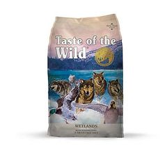 TASTE OF THE WILD WETLANDS CANINE RECIPE with Roasted Fowl 2kg