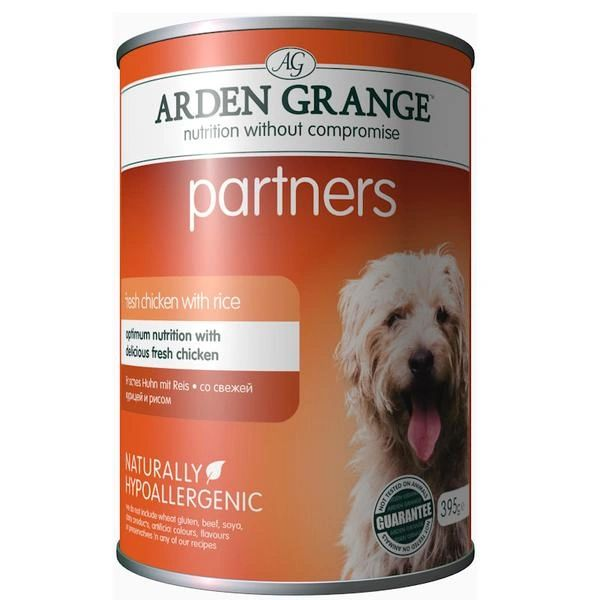 ARDEN GRANGE - WITH FRESH CHICKEN