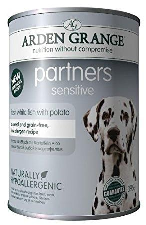 ARDEN GRANGE SENSITIVE - WITH WHITE FISH AND POTATO