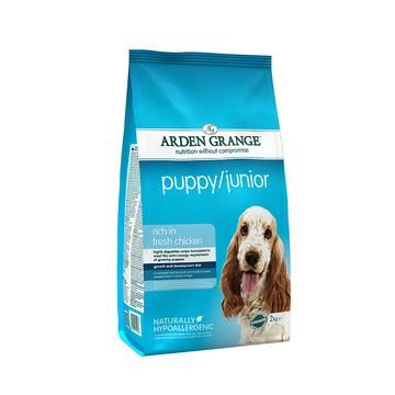 ARDEN GRANGE PUPPY & JUNIOR 2KG