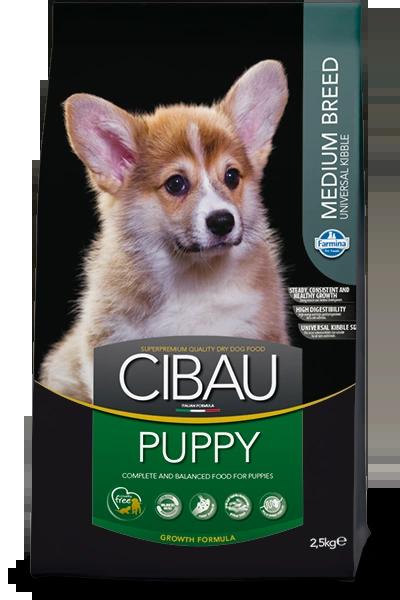 CIBAU PUPPY MEDIUM BREED
