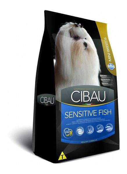 CIBAU SENSITIVE FISH MINI BREED