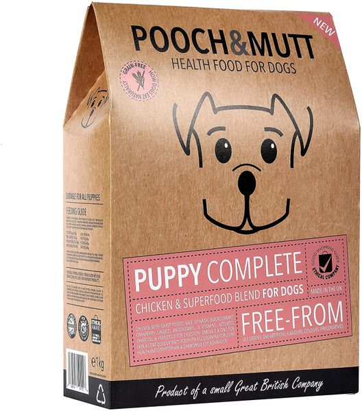 POOCH & MUTT Puppu Complete Food - 1kg