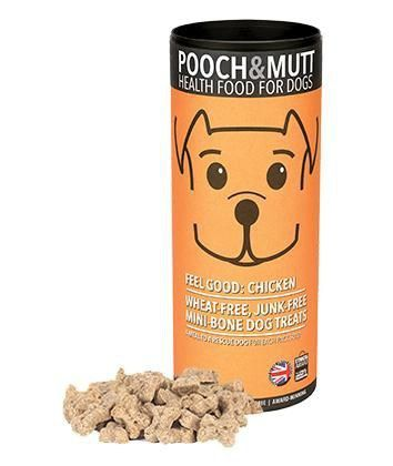 POOCH & MUTT FEEL GOOD: CHICKEN 125gr