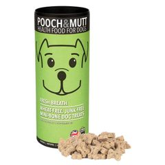 POOCH & MUTT FRESH BREATH 125gr