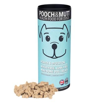 POOCH & MUTT HEALTH & DIGESTION 125gr