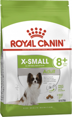 ROYAL CANIN X-SMALL ADULT 8+ - 1.5kg