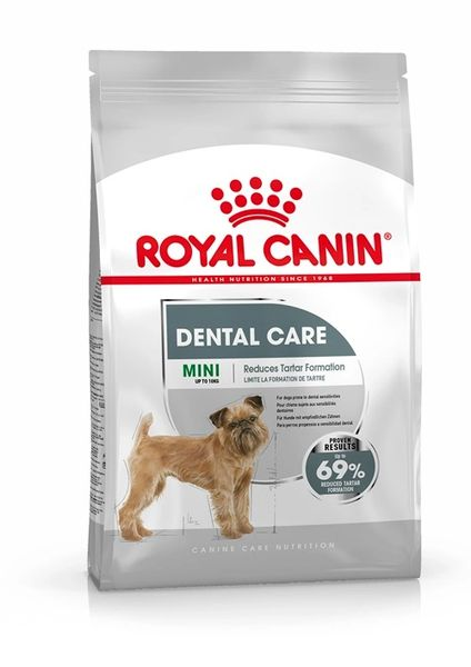 ROYAL CANIN DENTAL CARE MINI 1kg