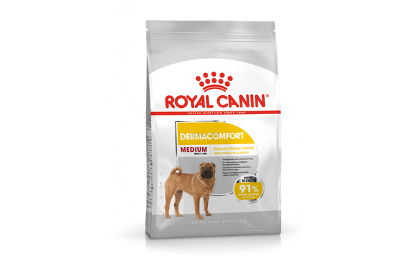 ROYAL CANIN MEDIUM DERMACOMFORT - 3kg